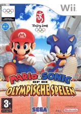 Mario & Sonic op de Olympische Spelen Wii cover (RWSP8P)