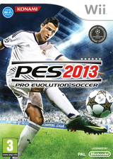 Pro Evolution Soccer 2013 Wii cover (S3IPA4)
