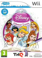 Disney Princess: Betoverende Verhalen Wii cover (S6IP78)