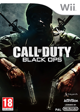 Call of Duty: Black Ops Wii cover (SC7P52)