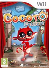 Cocoto Festival Wii cover (SCFPNK)