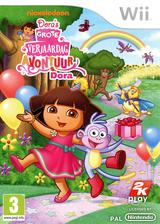 Dora's Grote Verjaardag Avontuur Wii cover (SDPP54)