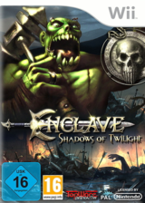 Enclave: Shadows of Twilight Wii cover (SENPZX)