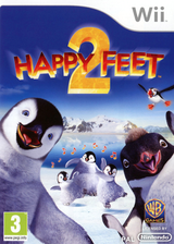 Happy Feet 2 Wii cover (SHXPWR)