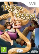 Disney Rapunzel Wii cover (SRPP4Q)