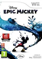 Disney Epic Mickey Wii cover (SEMZ4Q)