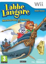 Labbe Langøre: Andre klasse - Skurkestreker på Osteøya Wii cover (SRWXNL)
