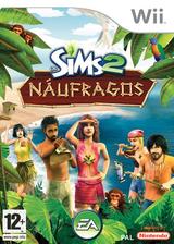 Os SIMS 2: Naufragos Wii cover (R42P69)