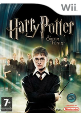 Harry Potter e a Ordem da Fénix Wii cover (R5PX69)