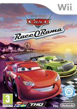 Cars Race-O-Rama Wii cover (R6OP78)