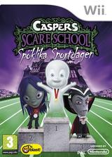 Casper's Scare School: Spöklika Sportdagen Wii cover (RX4PMT)