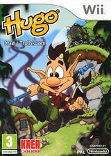 Hugo: Magi i Trollskogen Wii cover (SHOYKR)