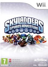 Skylanders: Spyro's Adventure Wii cover (SSPX52)