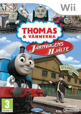 Thomas och vännerna: Järnvägens Hjälte Wii cover (ST4XNX)