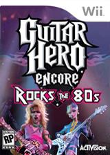 Guitar Hero III Custom:Rocks the 80's CUSTOM cover (C80E52)