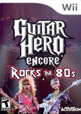 Guitar Hero III Custom:Rock The 80's CUSTOM cover (CGHE99)
