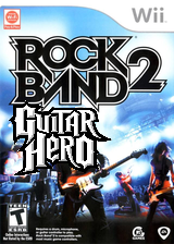Guitar Hero III Custom : Rock Band 2 CUSTOM cover (CGHER2)