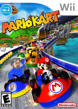 Mario Kart: Victory Lane CUSTOM cover (CVLE38)