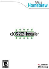 cIOS222 installer Homebrew cover (D22A)