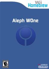 Aleph WOne Homebrew cover (D4KA)