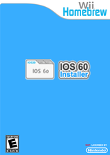 IOS60 Installer Homebrew cover (D69A)
