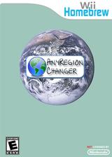 Anyregion Changer Homebrew cover (DARA)