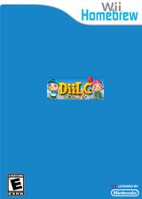 DiiLC Homebrew cover (DDIA)
