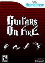 Guitars On Fire Homebrew cover (DGFA)