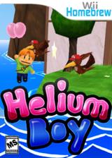 Helium Boy Homebrew cover (DHEA)