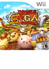 Marble Saga Kororinpa (Demo) Wii cover (DK6E18)