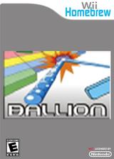 Ballion Homebrew cover (DL3A)