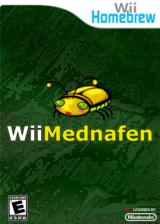 WiiMednafen Homebrew cover (DMFA)