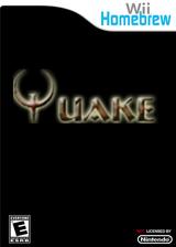Quake Homebrew cover (DQ7A)