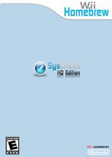 SysCheck HacksDen Edition Homebrew cover (DSHA)