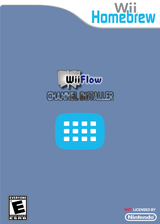 WiiFlow Channel Installer Homebrew cover (DWCA)
