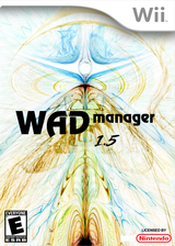 WAD Manager Homebrew cover (DWMA)