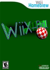 Wii X Ball Homebrew cover (DXBA)