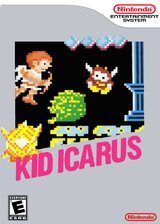 Kid Icarus VC-NES cover (FBDE)