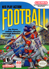 NES Play Action Football VC-NES cover (FC7E)
