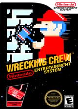 Wrecking Crew VC-NES cover (FCVE)