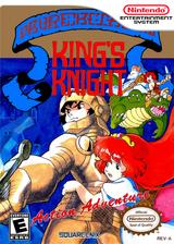 King's Knight VC-NES cover (FCZE)