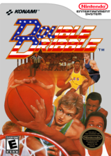 Double Dribble VC-NES cover (FDQE)