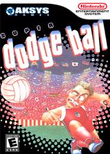 Super Dodge Ball VC-NES cover (FDUE)