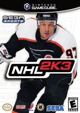 NHL 2K3 GameCube cover (G2KE8P)