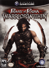 Prince of Persia: Warrior Within GameCube cover (G2OE41)