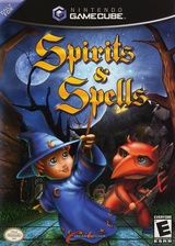 Spirits And Spells GameCube cover (G2PE6U)