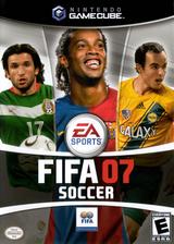 FIFA Soccer 07 GameCube cover (G4FE69)