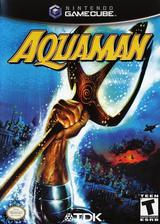 Aquaman: Battle of Atlantis GameCube cover (GAQE6S)