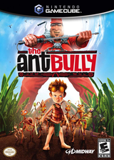 The Ant Bully GameCube cover (GAXE5D)