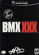 BMX XXX GameCube cover (GB3E51)
